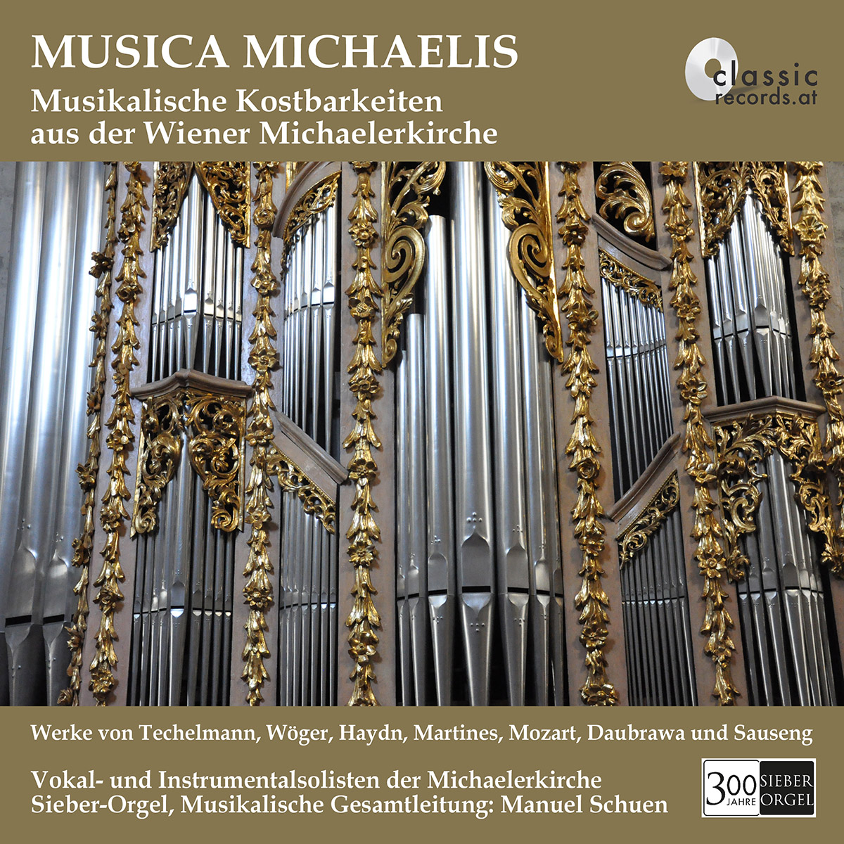 Musica Michaelis CD